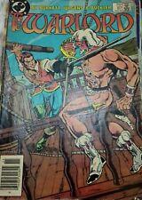 THE WARLORD Comics