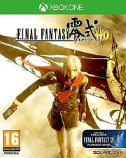 Final Fantasy type - 0 HD | xbox one | NOUVEAU & OVP | Microsoft | usk12