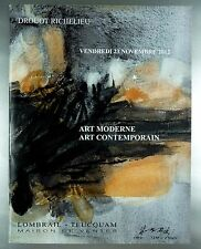 SPLENDIDE CATALOGUE DE VENTE TABLEAUX XIXe SIECLE / MODERNES ET CONTEMPORAINS