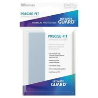 Ultimate Guard Precise-Fit Japanese Size Small Card Sleeves Protectors 60 x 87mm