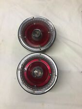 1966 Ford Falcon Pair Tail Lights