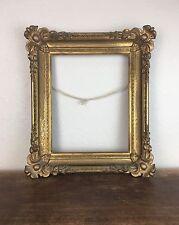 Antique 19thC Victorian Carved Gilt Frame No Reserve!