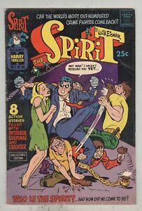 Spirit #1 October 1966 VG Giant size 1st issue