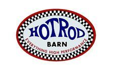 Hot Rod Barn Racing Hot Rod Racing Vinyl Sticker 4 Stickers