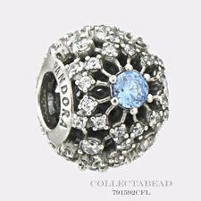 Authentic Pandora Sterling Silver Disney Cinderella Wish CZ Bead 791592CFL