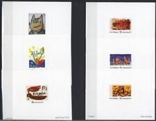 Juego Pruebas Olimpiadas Barcelona 1992  B92  COOB olympics games stamps sellos