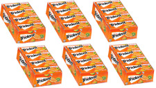Trident Tropical Twist Sugar Free Gum with Xylitol, 14 cnt -Pack of 12 (6 pack)