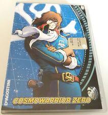COSMOWARRIOR ZERO N.3 DYNIT (3 EPISODI) DVD OTTIMO ITALIANO CARTONI ANIMATI