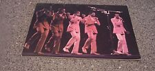 The Temptations MOTOWN RECORDS CORP. BOOKLET NM DATED 1969