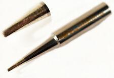 Hakko T18-DL12 - T18 Series Soldering Tip for Hakko FX-888/FX-8801 - Chisel - 1.