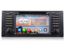 Autorradio bmw x5, 5er e39 96-2003 2gb, 8 XCore, 32gb Android 6.0 DAB + DVD WiFi e53
