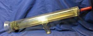 Vintage Scuba Special!  Old, SLURP GUN  1960's - Odd, still works!