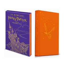 Harry Potter and the Philosopher's Sorcerer's Stone: Hardcover UK Gift Edition