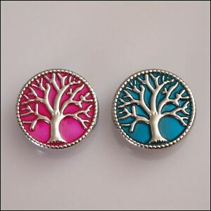 Tree of Life Snap Button