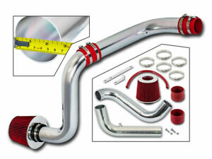 BCP RED 1994-2001 Acura Integra LS/RS/GS/SE 1.8 L4 Cold Air Intake Induction Kit