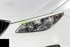 Headlight Eyelids for Seat Ibiza 6J 08-12 bad look