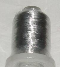 "Spool Metallic Silver Rod Winding Thread ""A"" Fly Tying Rod Repair / Build"