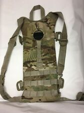Genuine US Military Issue**MultiCam Molle Hydration Carrier**NO Sternum Strap