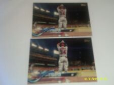 Bryce Harper  Nats 2018 Topps update seriues #US209 mint