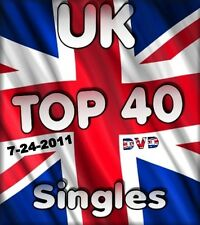 Promo Disc UK's Top 40 DVD, 48 Video Hits from U.K, Bonus Amy Winehouse Videos!