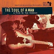 1 CENT CD Martin Scorsese Presents the Blues: The Soul of a Man - OST lou reed