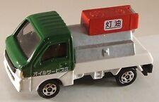 Tomy / Tomica #10 Subaru Sambar Gas Truck, 2007 issue (LOOSE / MINT)
