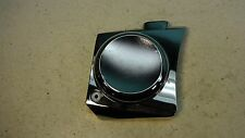 2007 Kawasaki Vulcan 900 Classic VN900D K393. chrome front pulley engine cover