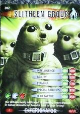 DR. WHO BATTLES IN TIME NO. 202 SLITHEEN GROUP