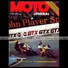 MOTO JOURNAL N°174 HARLEY SX 250 OTUS 250 YVON DUHAMEL LANSIVUORI PHIL READ '74