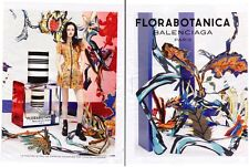 CHRISTEN STEWART - FLORABOTANICA Pub de Magazine .Magazine advertisement. 2012