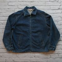 Vintage 60s Ben Davis Selvedge Denim Jean Jacket Made in USA