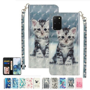 For Samsung Galaxy A12 A32 A42 5G Stand Flip Magnetic Leather Phone Case Cover