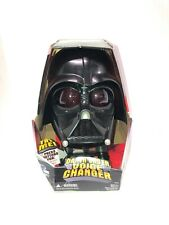 2005 Hasbro Star Wars Darth Vader Helmet Voice Changer NEW IN BOX