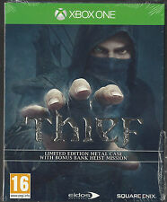 Xbox ONE Thief - Limited Edition Metal Case BRAND NEW