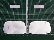 Außenspiegel Spiegelglas Ersatzglas Toyota Avensis ab 1998-2003 Li oder Re asph