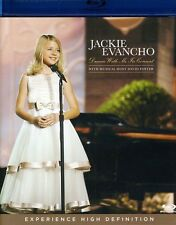 Jackie Evancho: Dream with Me in Concert (2011, Blu-ray NEUF) BLU-RAY/WS