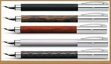 FABER-CASTELL Collection Fountain Pen Ambition 5 model Design different nibs