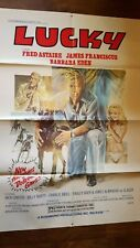 Lucky The New Adventures Of The Doberman Gang 1 Sheet Poster 1972
