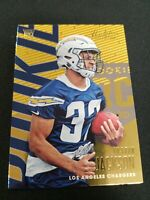 Justin Jackson RC Los Angeles Chargers 2018 PANINI ABSOLUTE Football Rookie