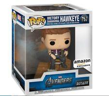 Funko POP! Deluxe, Marvel: Avengers Victory Shawarma Series Hawkeye 3 of 6 #757