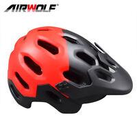 Red Road mountain bike helmet adult cycling mtb Ultralight helmet 58-62mm