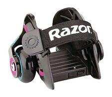 Razor Jetts Heel Wheels Purple Training Sporting Goods Fitness Strength Get