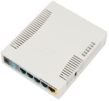 Mikrotik New RB951Ui-2HnD 802.11n 2.4GHz Access Point with 5x LAN, EU/US Plug