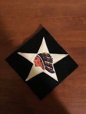 WWI USMC US Marine 2nd Division  patch wool