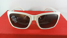 50% OFF! NEW VUARNET WHITE SUNGLASSES VL1021  SKILYNX  FRANCE 006 UPDATE VINTAGE