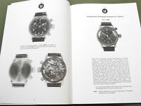 """""""GERMAN MILITARY TIMEPIECES OF WW2 VOLUME 1"""" WRIST STOP WATCH REFERENCE BOOK"""