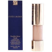Double Wear Nude Cushion Stick Radiant Makeup 1W2 Sand 0.47 Oz / 14ml New-In-Box