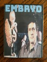 Embryo Rock Hudson Medical Science Sci-fi Oddball Film New DVD Rare Film Horror