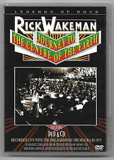 DVD + CD / RICK WAKEMAN JOURNEY TO THE CENTRE OF THE EARTH (MUSIQUE CONCERT)