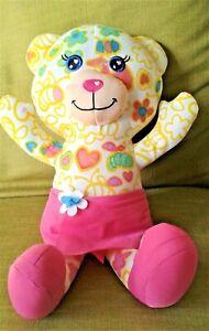"Addo Play Out To Impress Teddy Bear 14"" Soft Toy Plush Comforter Machine Wash"